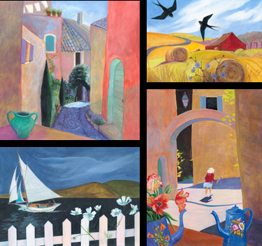 Alison Johnston Paintings